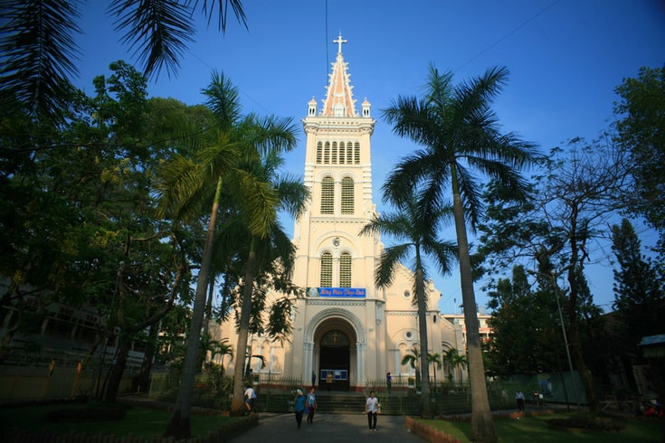 Cho quan catholic church