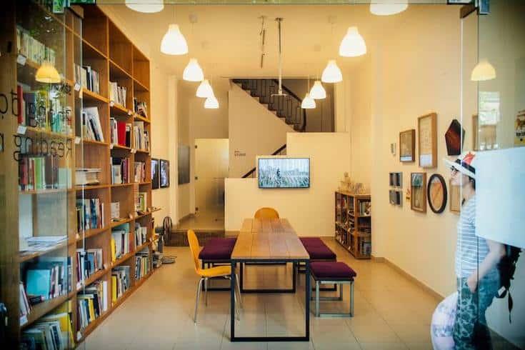 Exhibition 'San Art Laboratory on Kickstarter'
