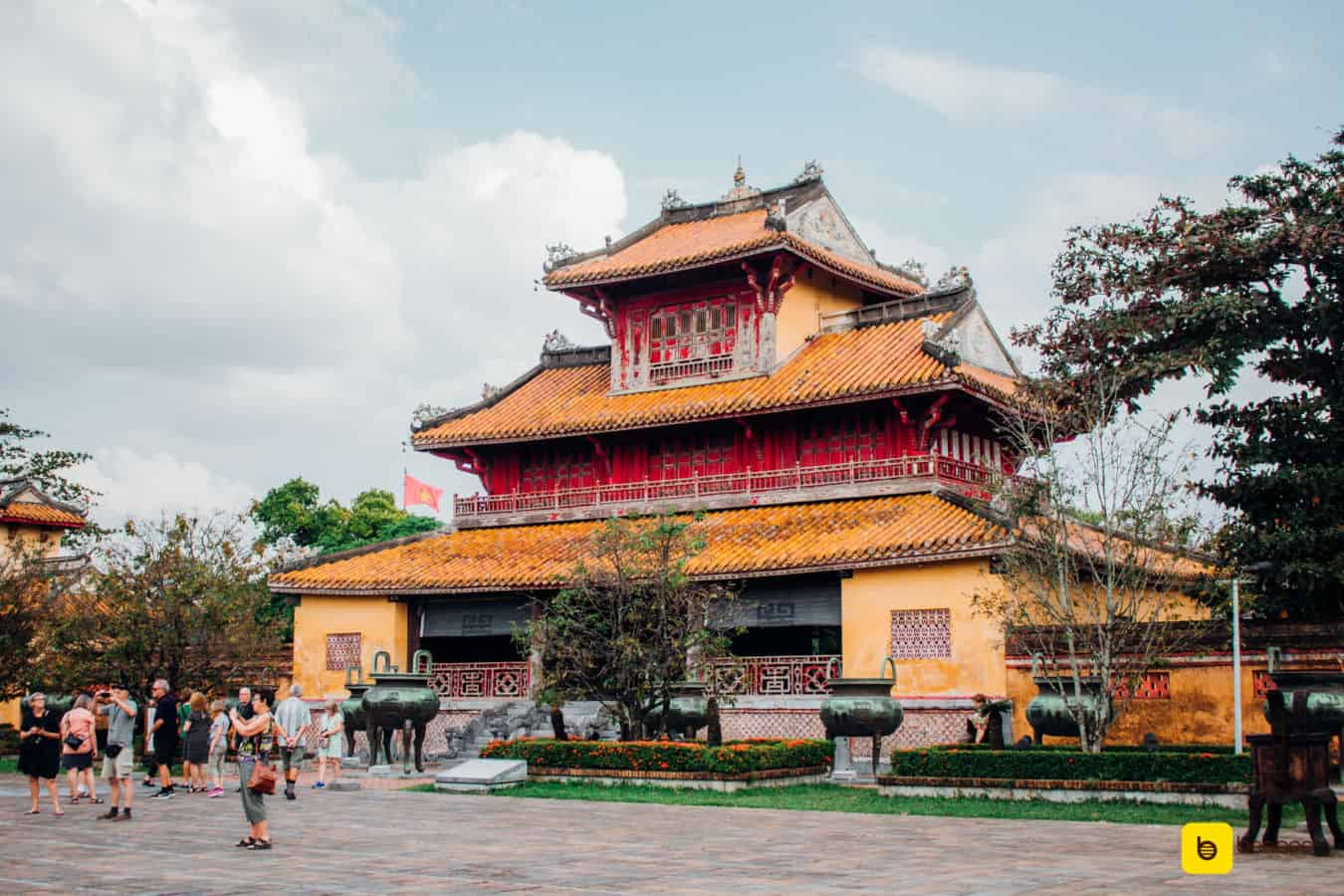 Hien Lam Pavilion