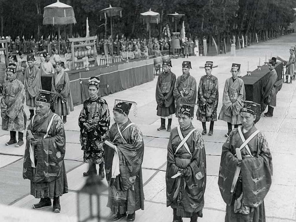 History of Nam Giao Esplanade