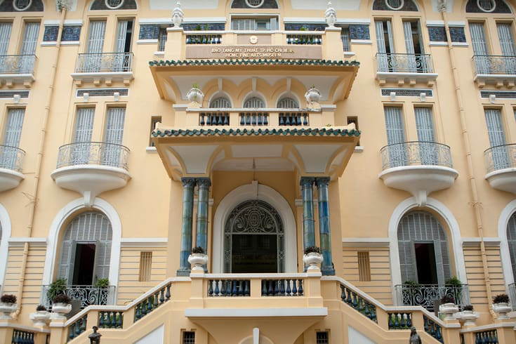 Ho Chi Minh Fine Arts Museum