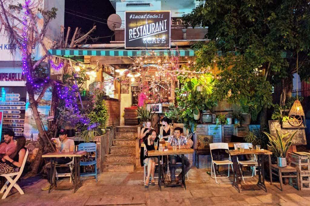 La Cafe Deli Restaurant & Cafe - Phu Quoc restaurants