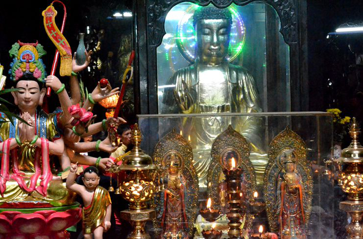 Legend of Jade Emperor Pagoda