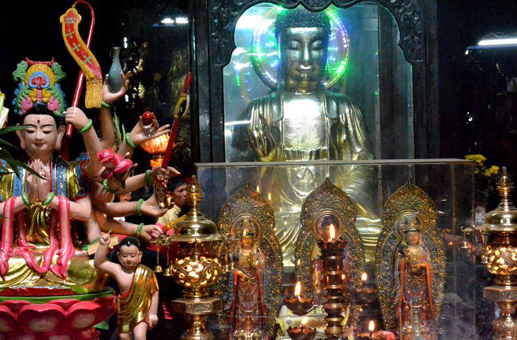 Legend of Jade Emperor Pagoda
