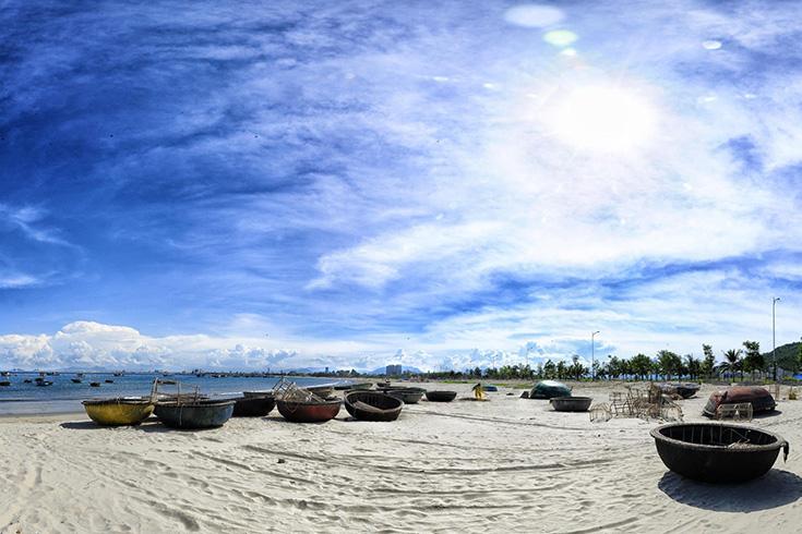 1. My Khe Beach, Danang