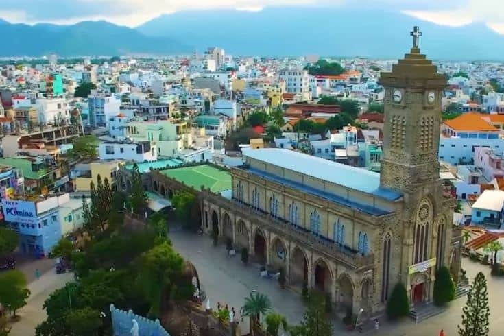 Nha Trang Mountain Church