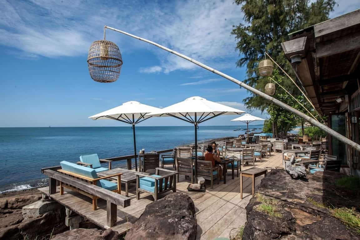 On The Rocks Restaurant At Mango Bay Resort - Phu Quoc restaurants