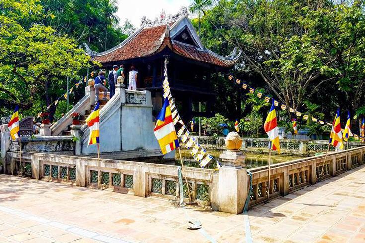 One pillar pagoda Hanoi highlights