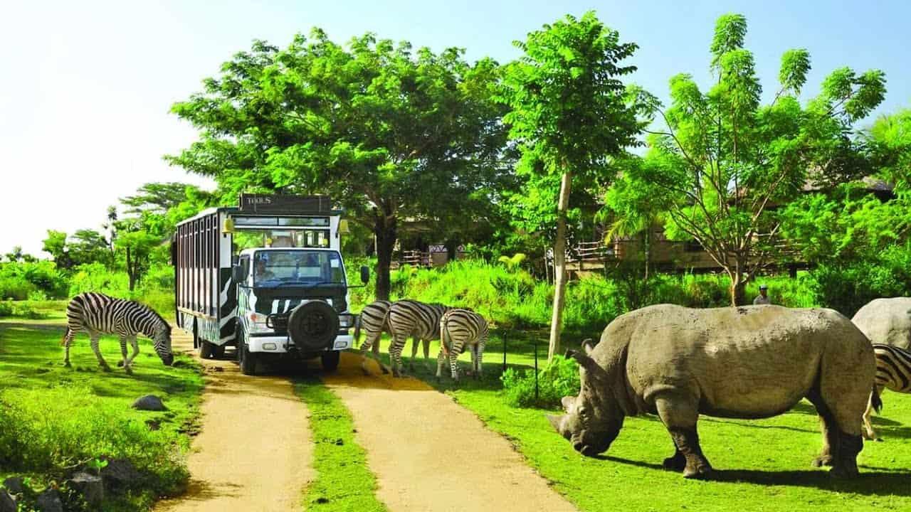 Phu Quoc Safari Park