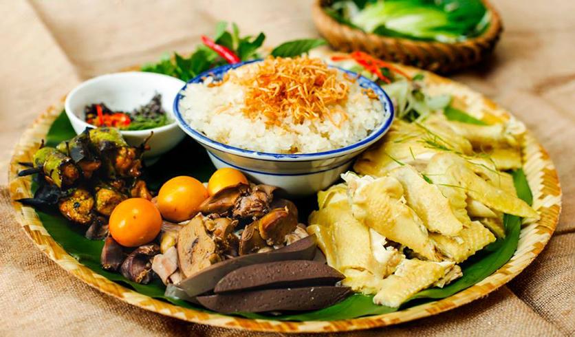 Quan An Ngon restaurant - Vietnamese food