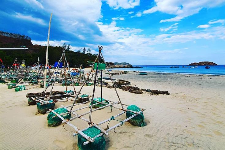 6. Quy Nhon Beach, Binh Dinh