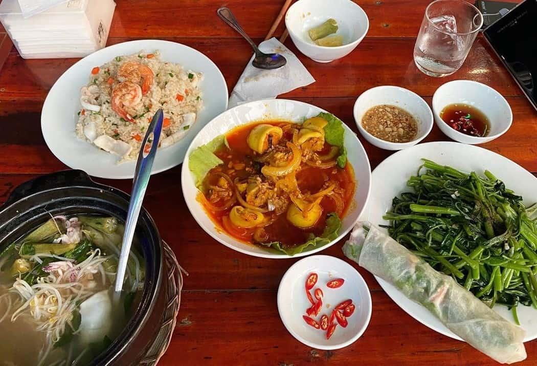 Sakura restaurant - Phu Quoc restaurants