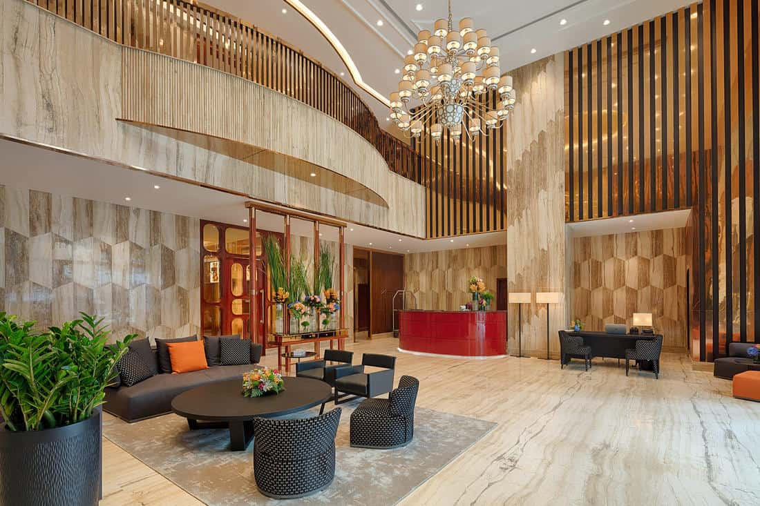 Sherwood Suites stay in Ho Chi Minh