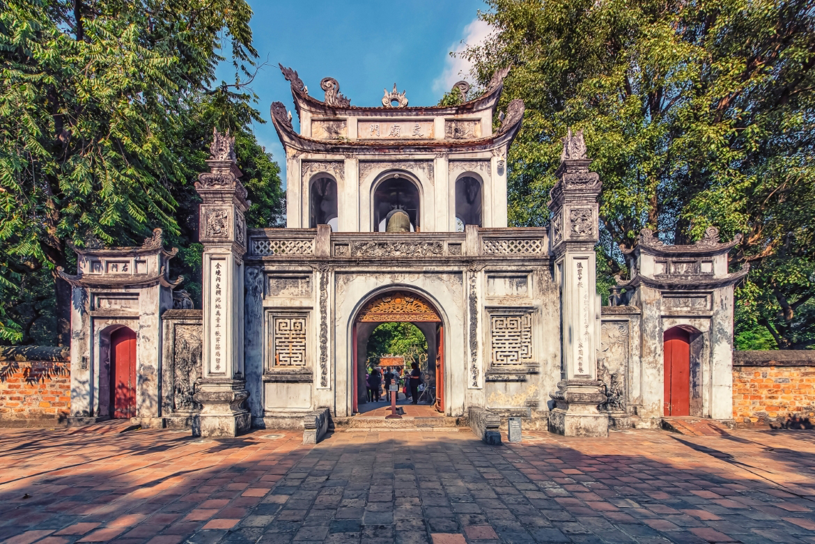 Everything you need to know when visiting the Temple of Literature in Hanoi