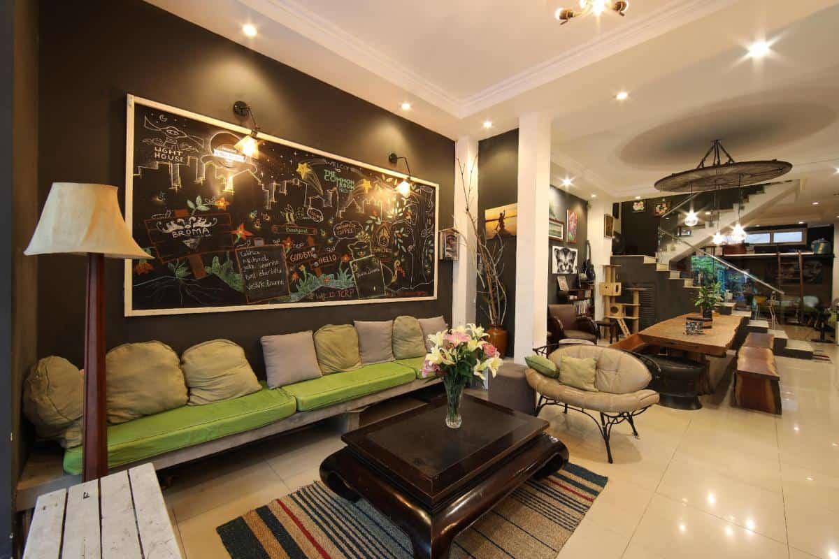 The Common Room Project Hostel Saigon