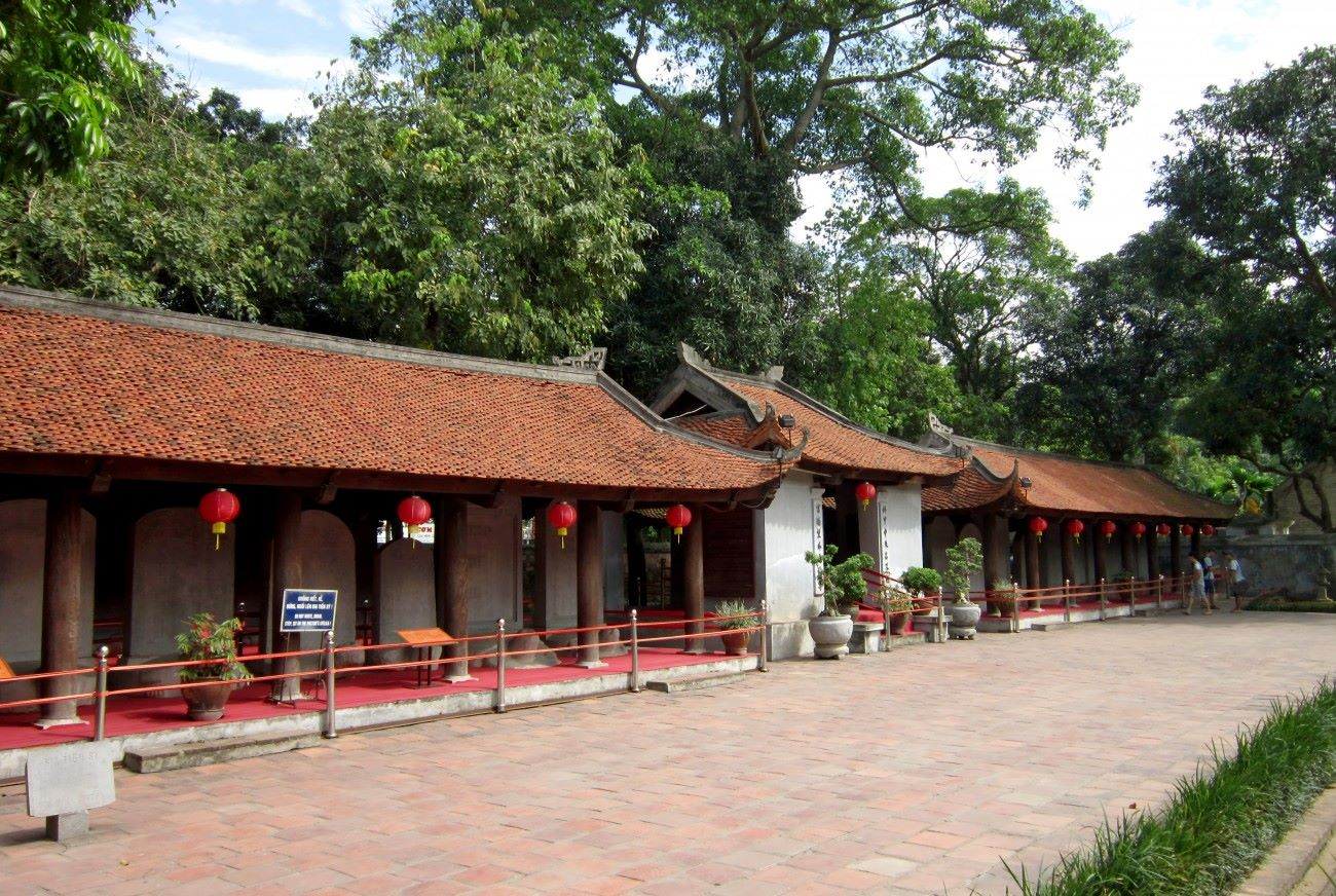 The Fifth Courtyard - Temple of Literature