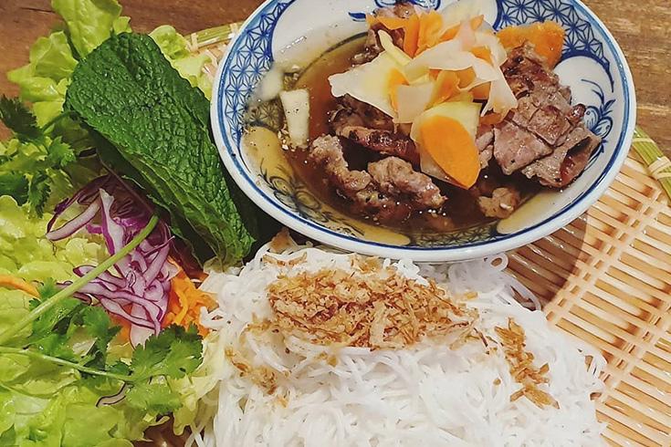 Bun Cha - Vietnamese food