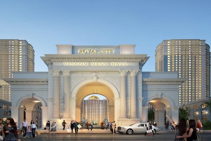Vincom Mega Mall Royal City