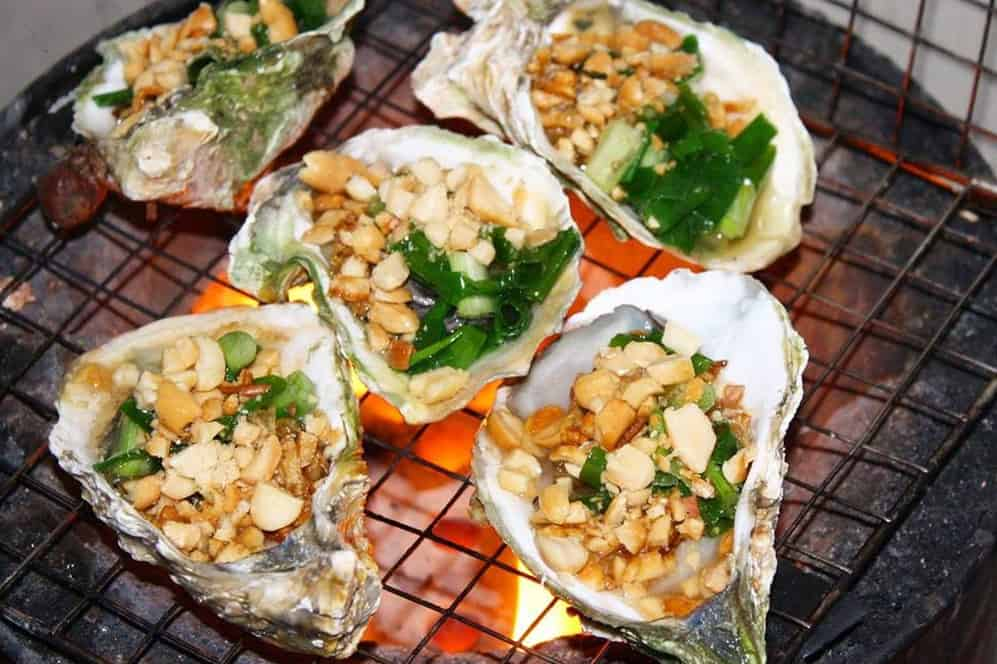 Vuon tao restaurant in Phu Quoc island