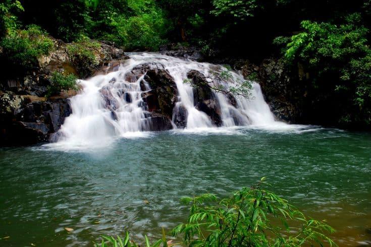 Yang Bay fall
