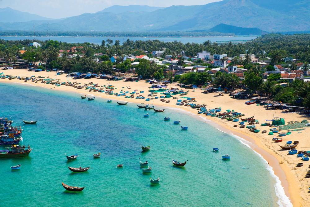 beaches near Ho Chi Minh city