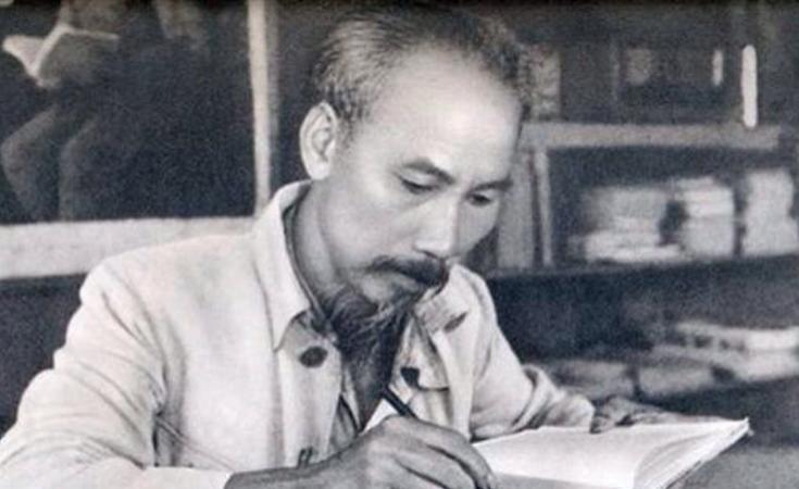 Ho Chi Minh President