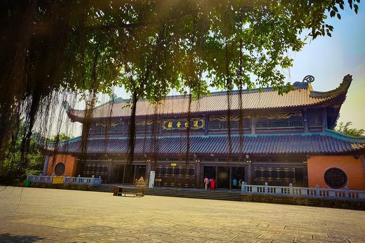 3. Bai Dinh Pagoda, Ninh Binh