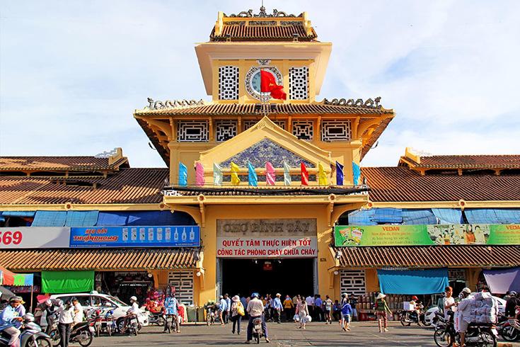 3. Binh Tay Market