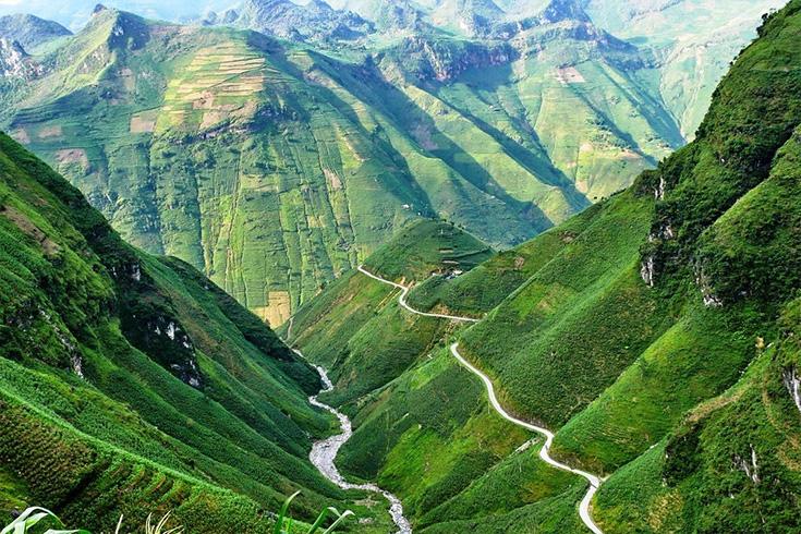 Cao Bang trekking