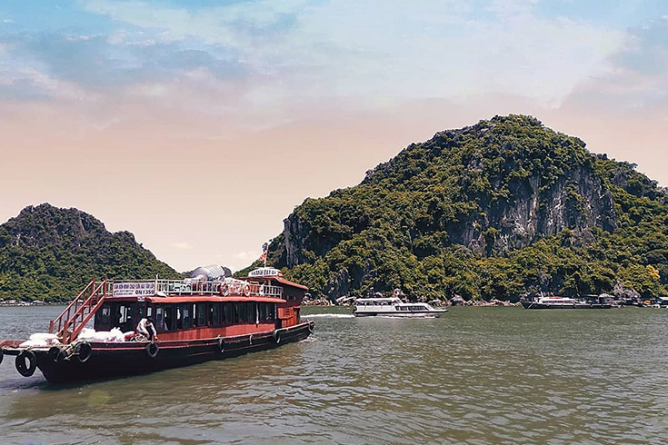 2. Co To Island, Quang Ninh Province
