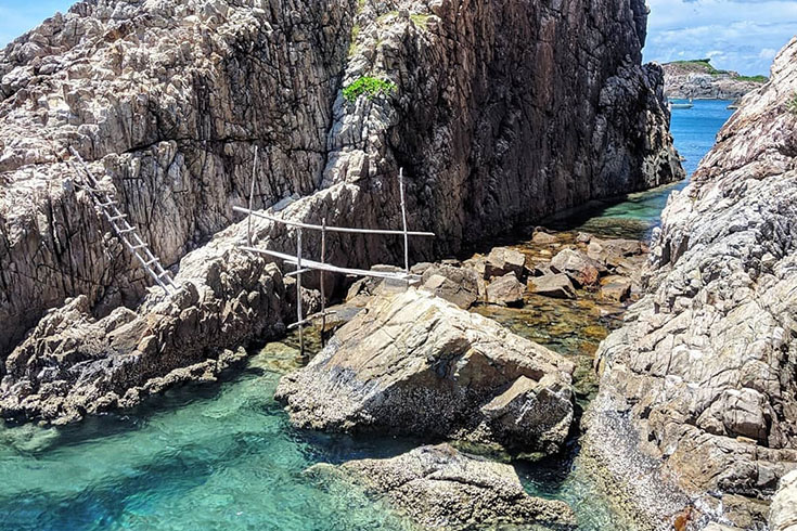 5. Con Dao Island, Ba Ria - Vung Tau Province