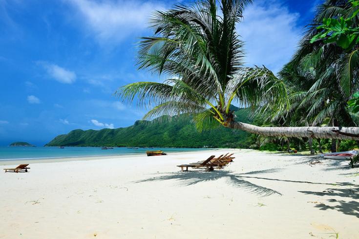 Con Dao island - honeymoon site in Vietnam