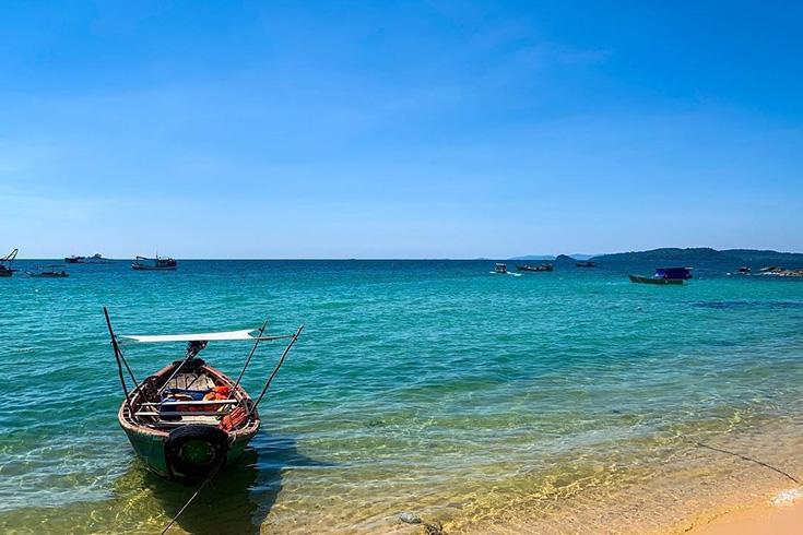 Dai beach - best beaches in southern Vietnam