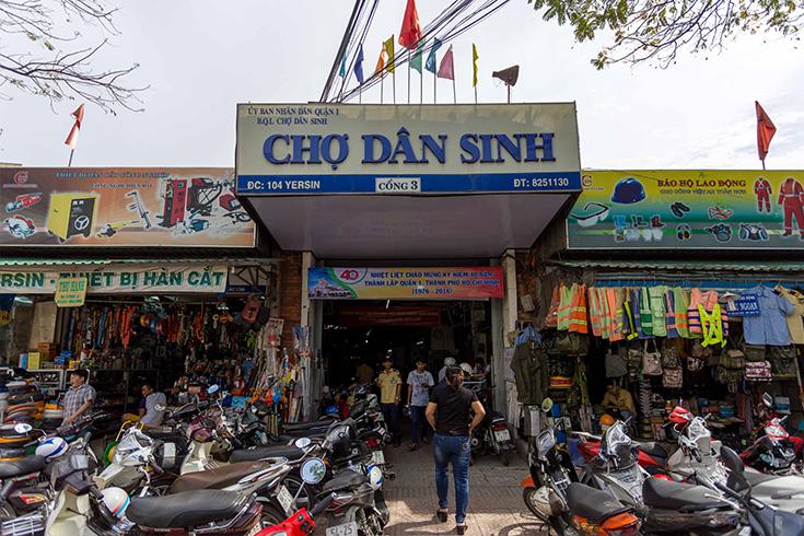 7. Dan Sinh Market