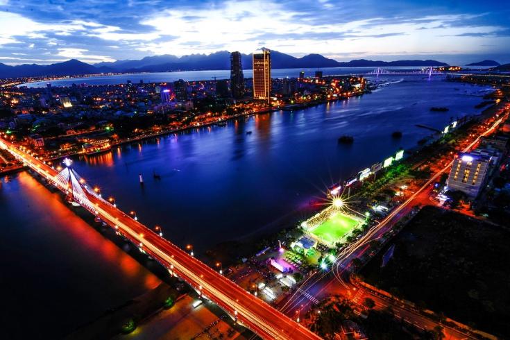 Danang - honeymoon detsination in Vietnam