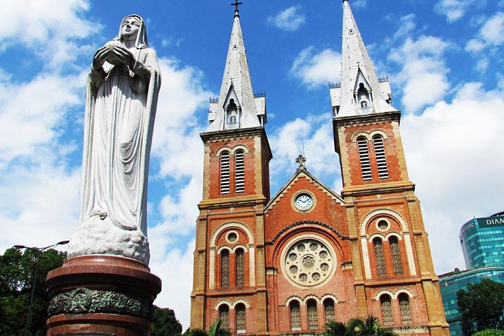 Design of Saigon Basilica