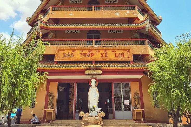 9. Giac Lam Pagoda, Ho Chi Minh City