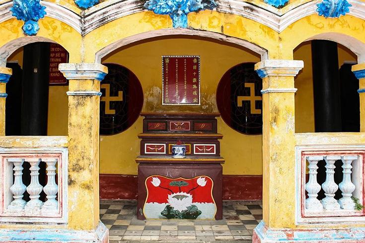 Giac Vien pagoda 2