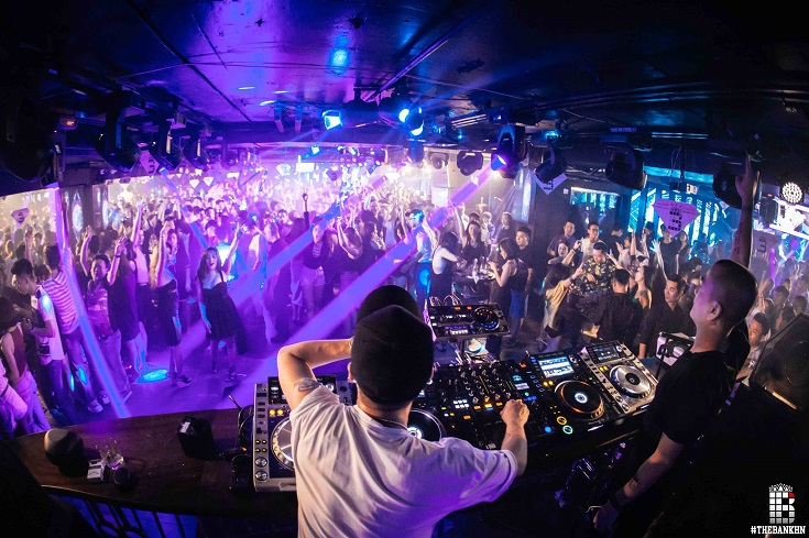 Go clubbing at Bia Hoi Corner