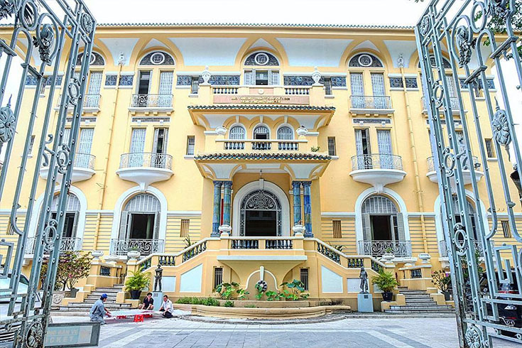 5. Ho Chi Minh City Museum of Fine Arts