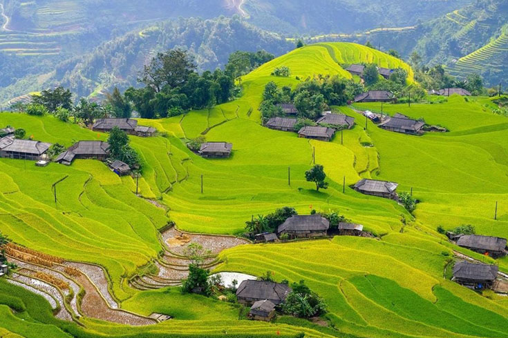 Ha Giang for trekking in vietnam
