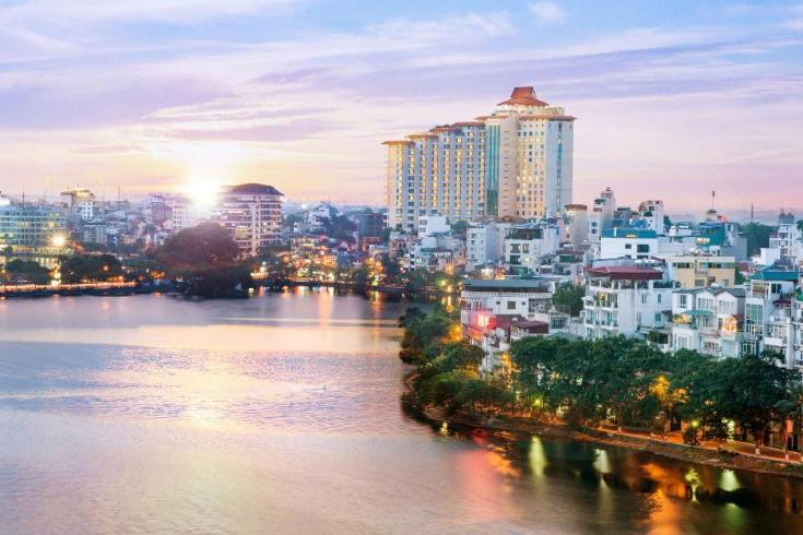 Hanoi - honeymoon spots in Vietnam