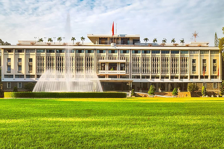 4. Independence Palace