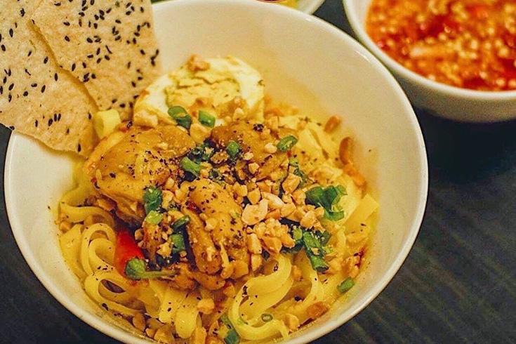 Mi Quang - best Vietnamese foods