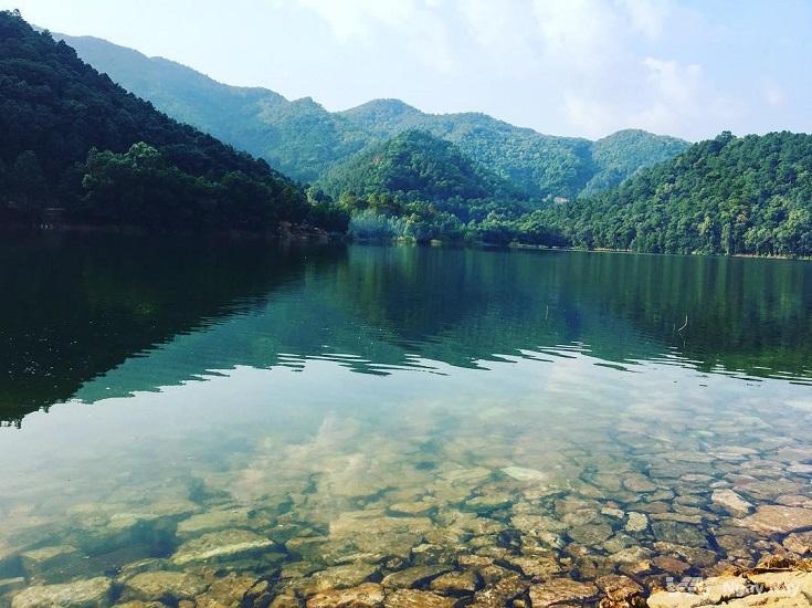 Mount Ham Lon - Camping in Vietnam