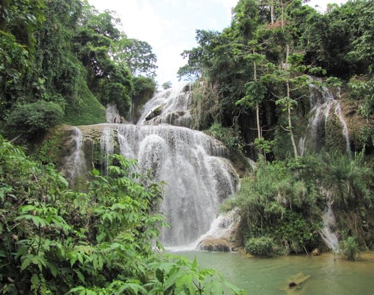 2. Mu Waterfall, Hoa Binh