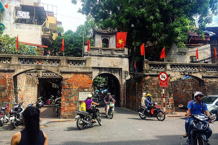 8. Old East Gate