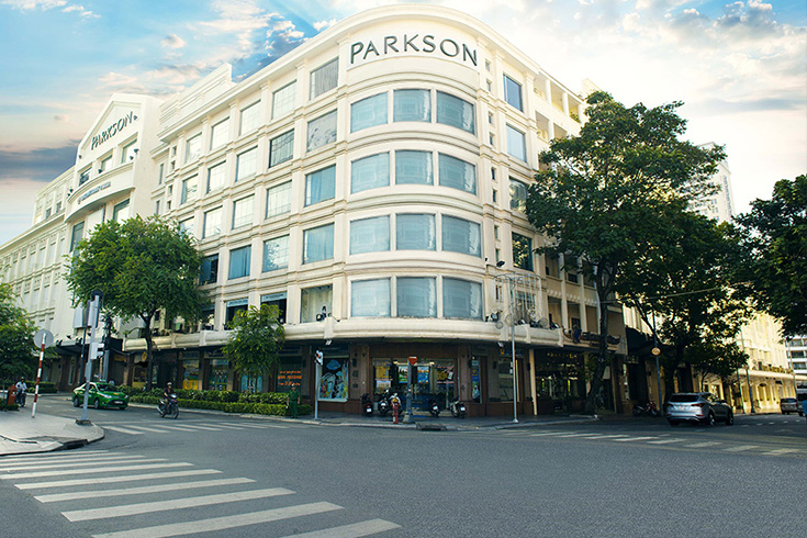 Parkson Plaza Department Store