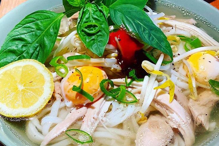 Pho - best Vietnamese foods