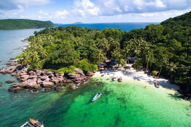 Phu Quoc island - Vietnam honeymoon destination